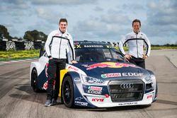 Andreas Bakkerud, Mattias Ekström, EKS RX Audi S1