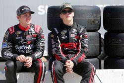 Harrison Burton, Kyle Busch Motorsports, Toyota Tundra DEX Imaging Noah Gragson, Kyle Busch Motorspo