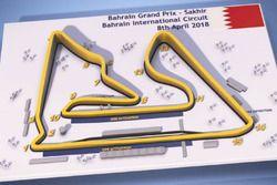 Gran Premio del Bahrain, mappa del circuito
