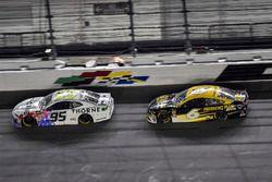 Kasey Kahne, Leavine Family Racing, Chevrolet Camaro Thorne Wellness, Trevor Bayne, Roush Fenway Racing, Ford Fusion Performance Plus