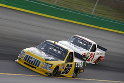 Grant Enfinger, ThorSport Racing, Ford F-150 Champion Power Equipment/Curb Records Johnny Sauter, GMS Racing, Chevrolet Silverado ISM Connect