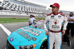 David Ragan, Front Row Motorsports, Ford Fusion Shriners Hospital For Children