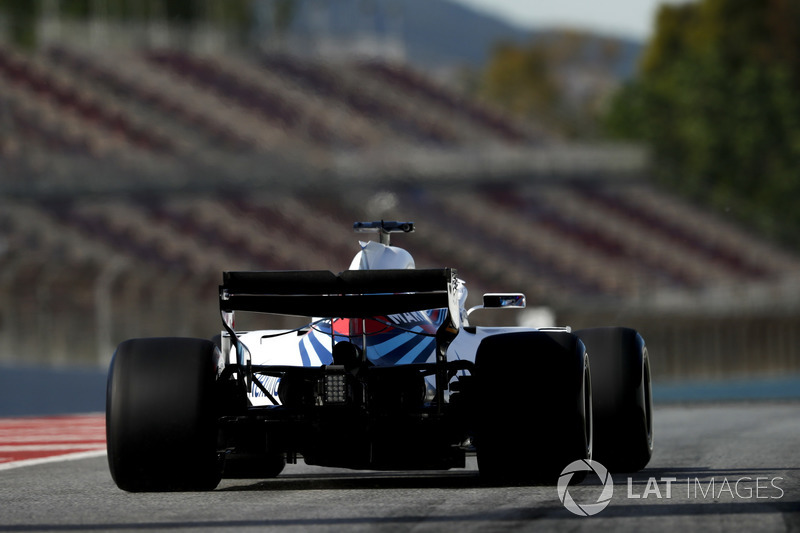 Оливер Роуленд, Williams FW41