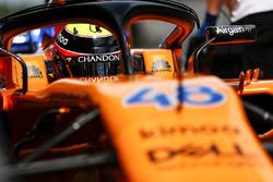 Oliver Turvey, McLaren MCL33