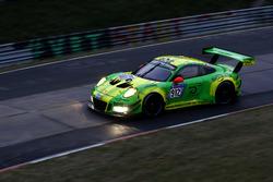 #912 Manthey Racing Porsche 911 GT3 R: Ріхард Ліц, Патрік Піле, Фредерік Маковецькі, Нік Тенді