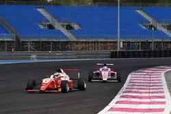 Gianluca Petecof, Prema Theodore Racing, Niklas Krutten (BWT Mucke Motorsport
