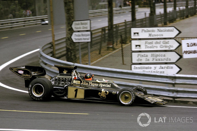 1973: Emerson Fittipaldi, Lotus 72D