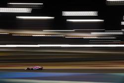 Esteban Ocon, Force India VJM11 Mercedes