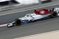 Marcus Ericsson, Sauber C37, bloccaggio