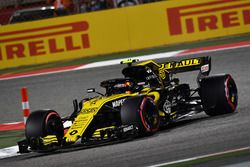 Карлос Сайнс, Renault Sport F1 Team RS18