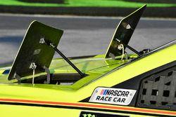 Paul Menard, Wood Brothers Racing Ford Fusion aletas de la capucha