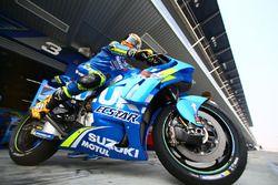 Алекс Ринс, Team Suzuki MotoGP: новый обтекатель мотоцикла