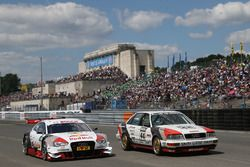 Audi RS 5 DTM, Audi V8 quattro