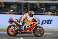 Dani Pedrosa, Repsol Honda Team practice start