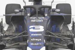 Red Bull RB14 lansman düzenleme