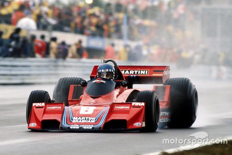 Brabham BT45B, à moteur Alfa Romeo (1977)