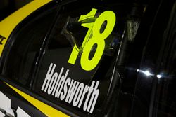 The car of Lee Holdsworth, Team 18 Holden