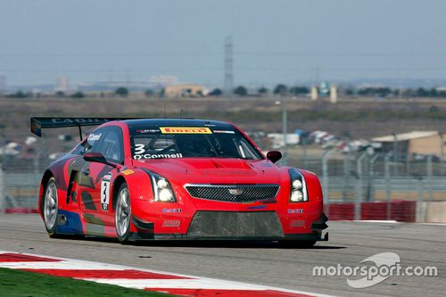 Cadillac Racing, test