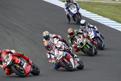 Davide Giugliano, Aruba.it Racing - Ducati Team, Michael van der Mark, Honda WSBK Team, Nicky Hayden