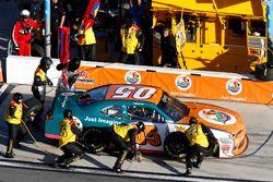 Arrêt aux stands pour John Wes Townley, Athenia Motorsports Chevrolet