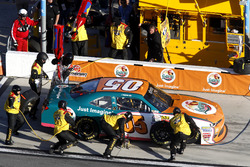 Pit stop John Wes Townley, Athenia Motorsports Chevrolet