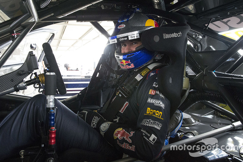Queensland Raceway februari test
