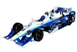 Max Chilton, Chip Ganassi Racing livery