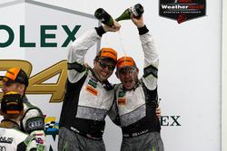 Джон Поттер и Энди Лэлли, #44 Magnus Racing Audi R8 LMS