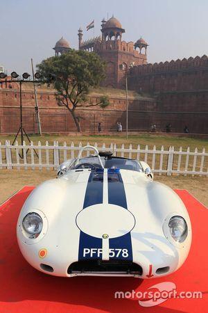 1959 Jaguar Lister Costin