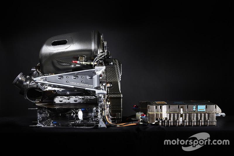 Resultado de imagen de Motor f1 Mercedes