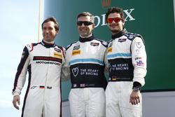#23 Team Seattle/Alex Job Racing Porsche GT3 R : Ian James, Mario Farnbacher, Wolf Henzler