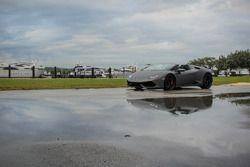 Lamborghini Huracan Spyder 2016