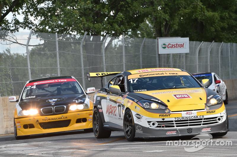 Kyle Tasker, JDS Autosports