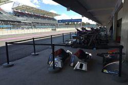 Box DS Virgin Racing Formula E Team