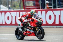 Час Дэвис, Aruba.it Racing - Ducati Team