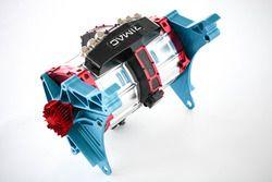 Elektrische motor van de 2015 Tajima Rimac E-Runner Concept_One