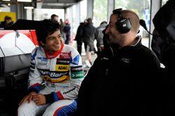 Arjun Maini, ThreeBond with T-Sport Dallara F312 – ThreeBond,