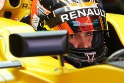 Esteban Ocon, pilote d'essais et de réserve Renault Sport F1 Team
