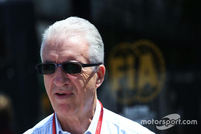 Vicepresidente de Ferrari Piero Ferrari