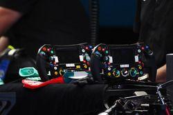 Mercedes AMG F1 W07 Hybrid, i volanti di Nico Rosberg, Mercedes AMG F1