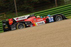 #34 Race Performance, Oreca 03R - Judd: Nicolas Leutwiler, James Winslow, Shinji Nakano