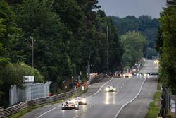 Start of the session: #6 Toyota Racing Toyota TS050 Hybrid: Stéphane Sarrazin, Mike Conway, Kamui Ko
