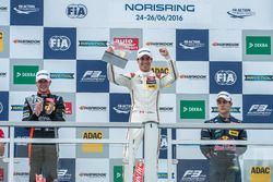 Podium: Lance Stroll, Prema Powerteam Dallara F312 - Mercedes-Benz