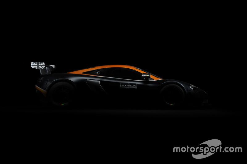 Strakka Racing, McLaren GT 650S GT3