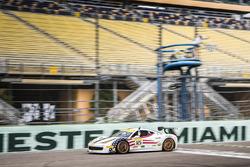 #125 Ferrari of San Francisco Ferrari 458: Matt Keegan takes the win