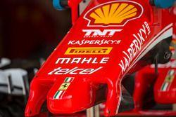 Ferrari SF16-H: Nase