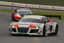 Audi R8LMS-GT3 #58, Zonzini-Russo, Audi Sport Italia