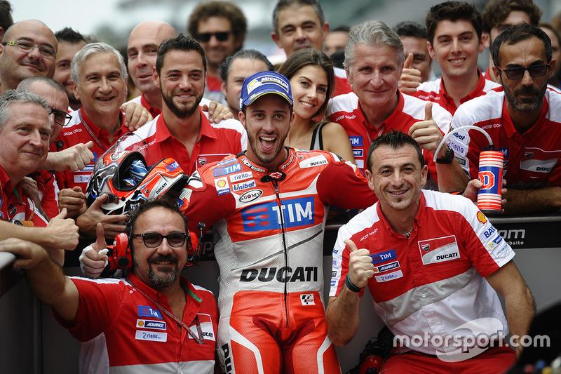 Ducati s'affirme