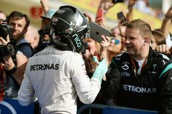 Platz 2: Nico Rosberg, Mercedes AMG F1