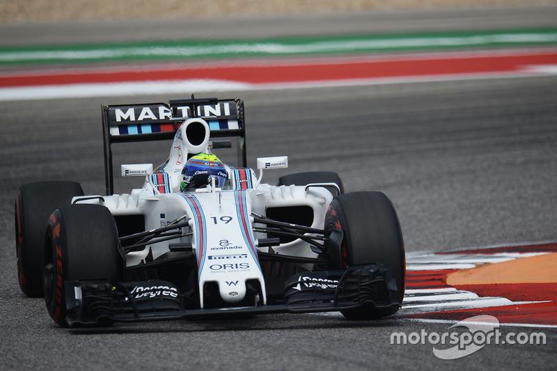 7e - Felipe Massa (Williams)